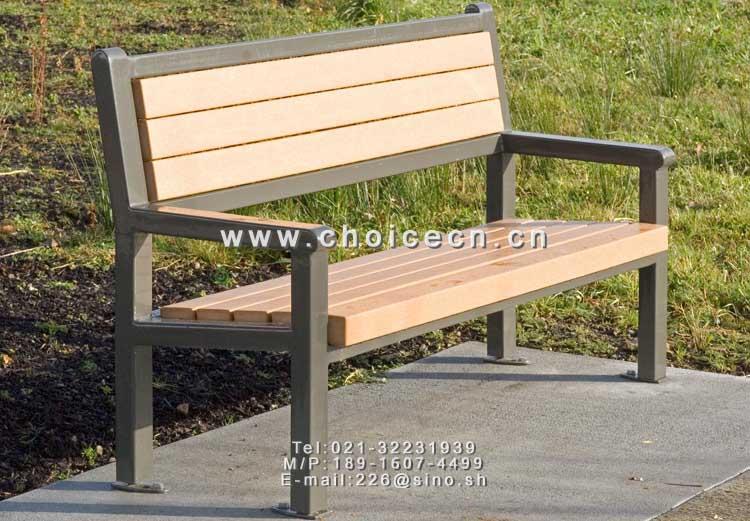 钢木厂区道路栏杆图片